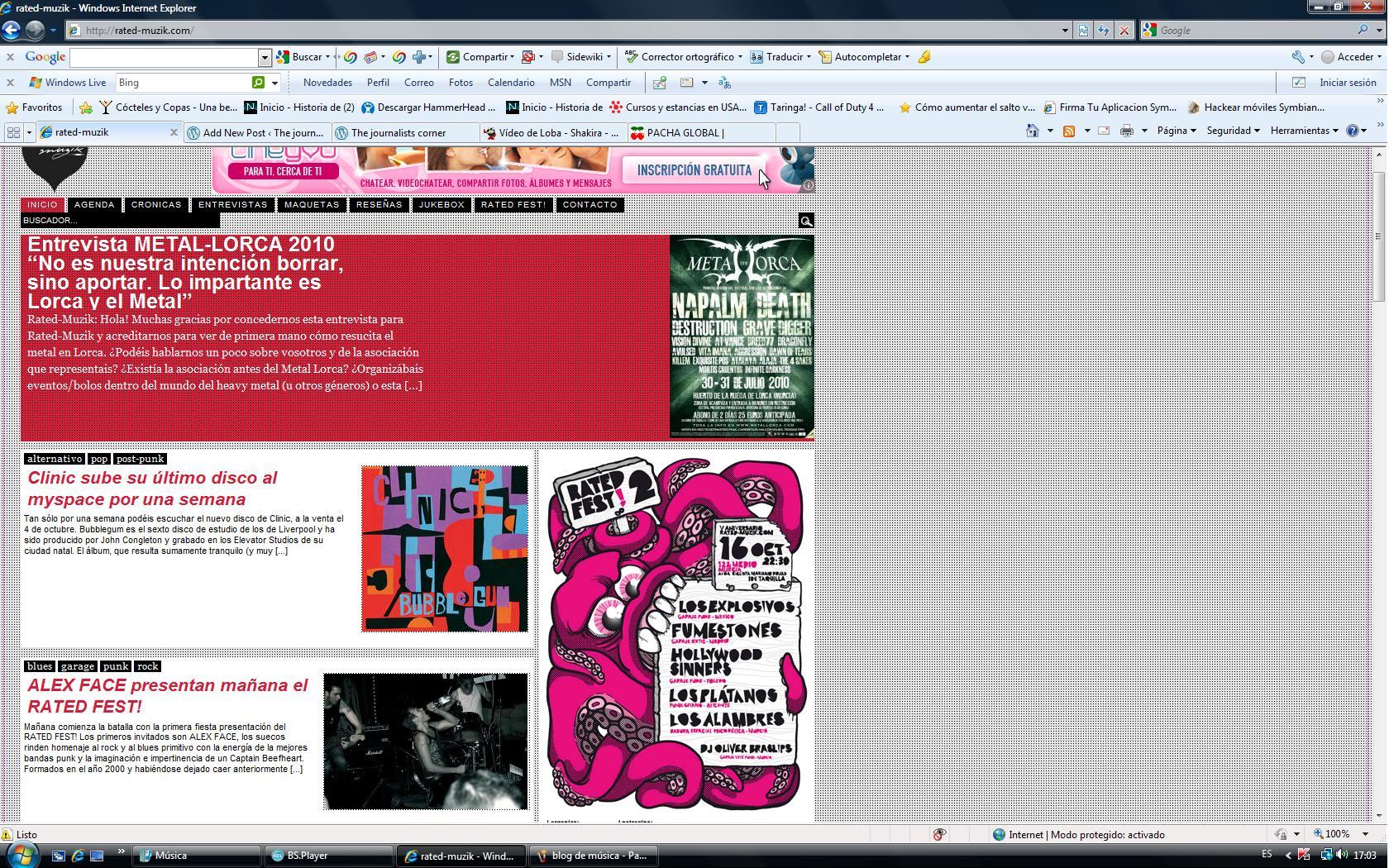 The journalists corner   Just another WordPress.com site   Página 2